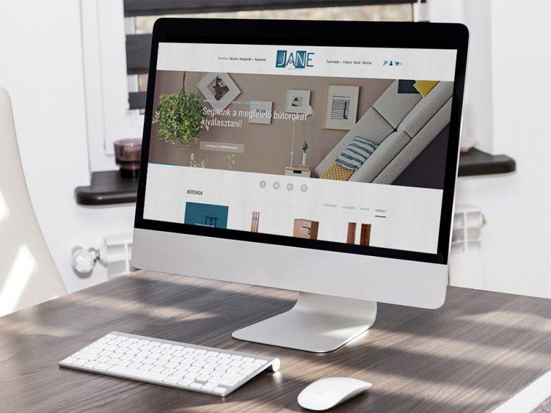 webshop webfejlesztés reszponzív