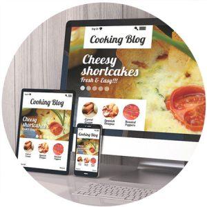 webfejlesztés bloggal