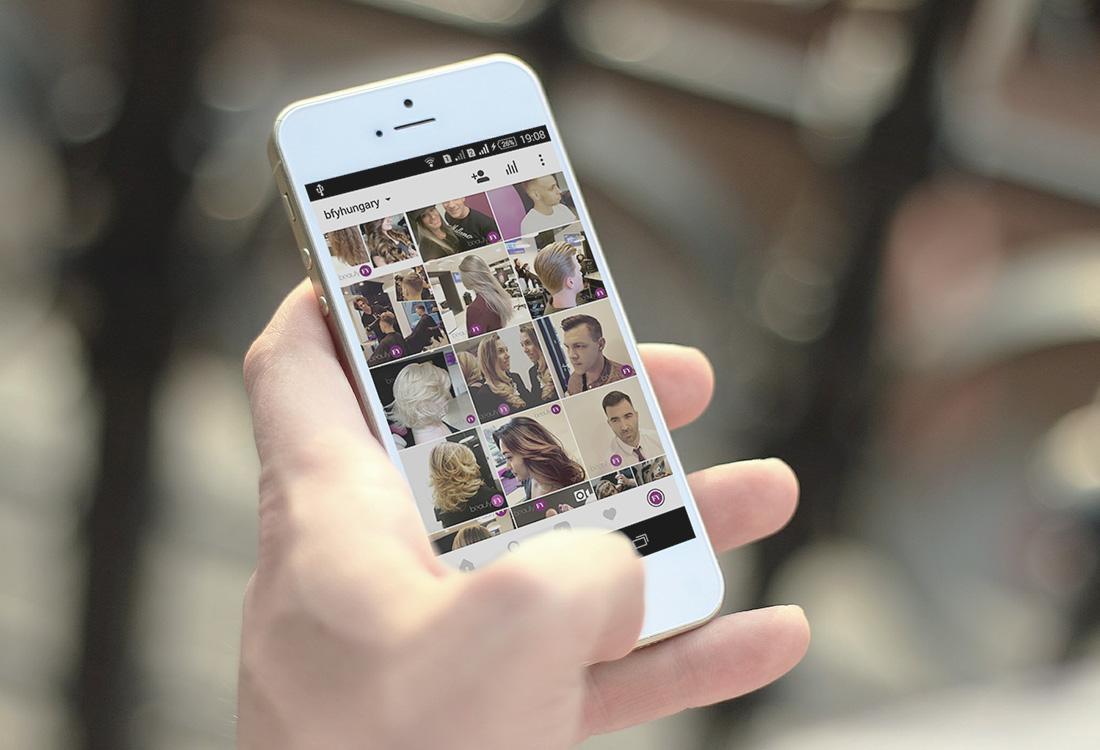 beautyfy instagram kezelés