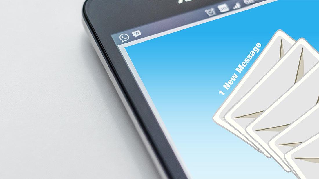 e-mail hírlevél